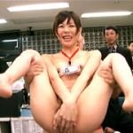 美咲みゆ SOD社内で超羞恥赤面公開SEX祭り