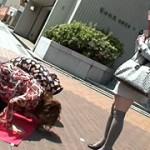 ニューハーフTHE土下座ナンパin東京